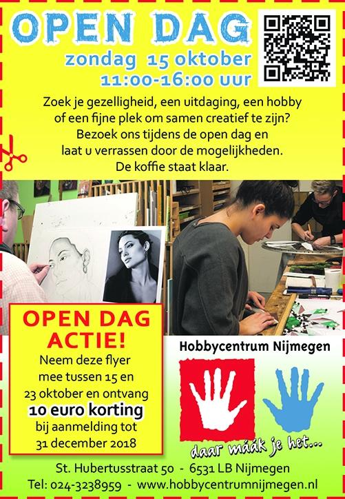 opendag hobbycentrum nijmegen