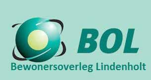 Bewonersoverleg Lindenholt (BOL) op 29 november