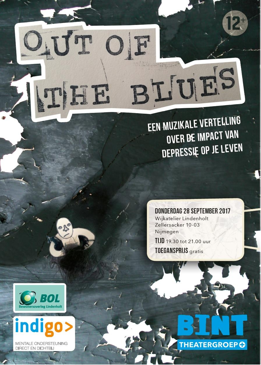 out of the blues, theatervoorstelling in de WAL
